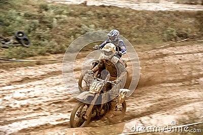 Motocross championship Editorial Image