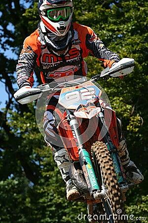 Motocross Competitor 92 Free Public Domain Cc0 Image