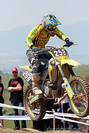 Motocross-extreme-259. Editorial Image