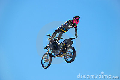 Motocross MX Editorial Stock Image