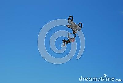 Motocross MX Editorial Image