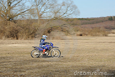 Motocross rider Editorial Photography