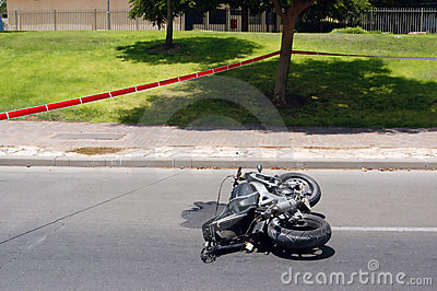 Motocycle Accident