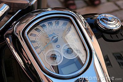 Motocycle detail