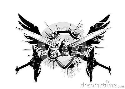 Motocycle wings