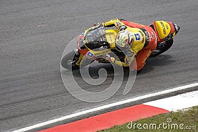 Motogp 125cc - Pol Espargaro Editorial Image