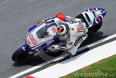 MotoGP 2009 Editorial Photography