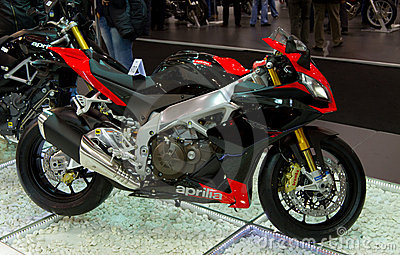 Motoplus Eurasia Moto Bike Expo Editorial Stock Image
