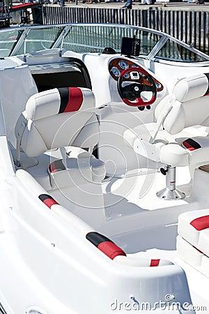 Free Motor Boat Stock Photography - 20864512
