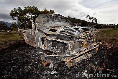 Motor Car Arson