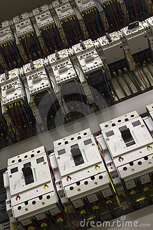 Motor control center equipment