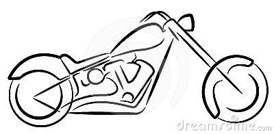Motor Cycle Logo Stock Photo Image 24332200