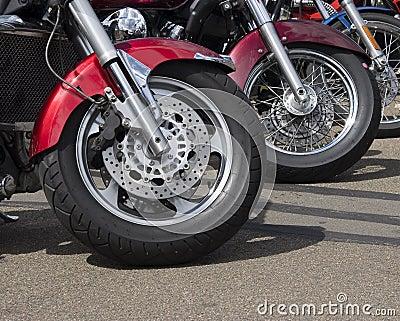 Motor Cycle Wheels