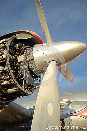 Motor de aviones