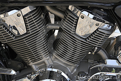 Motor del motobike