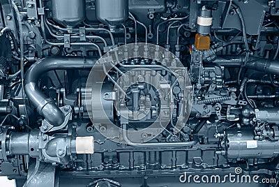 Motor do navio