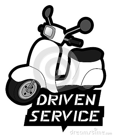 Motor driven service