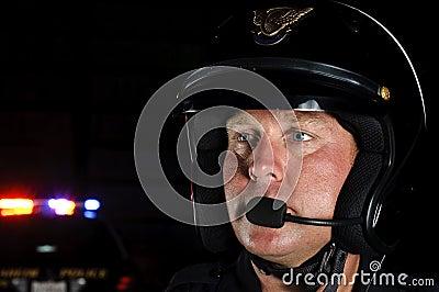 Motor officer