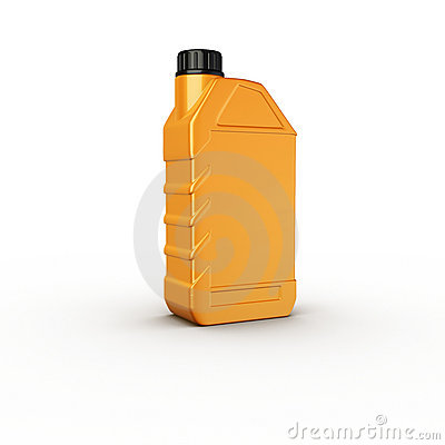 Free Motor Oil Bottle Royalty Free Stock Images - 3600329