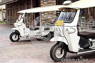 Motor- tricycle ( tuk tuk)