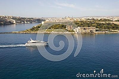 Manoel Island, Marsamxett Harbour Malta