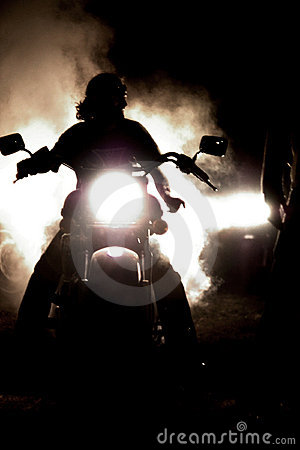 Free Motorbike Royalty Free Stock Photo - 1252095