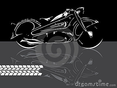Motorbike background