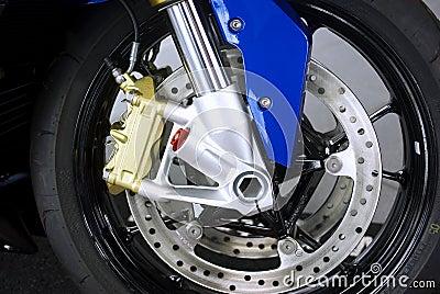 Motorbike brake