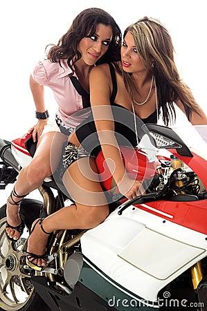 Motorbike Cuties