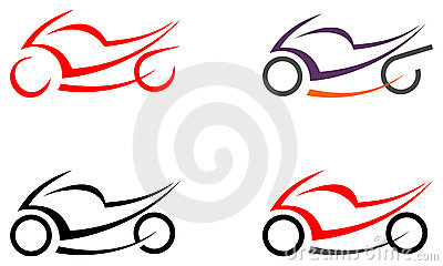 Motorbike, motorcycle -  image, tattoo