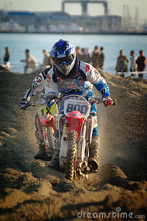 Motorcross Editorial Stock Photo