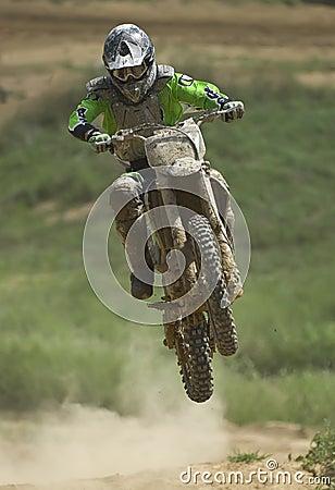Motorcross jump