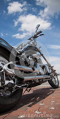 Free Motorcycle Stock Photography - 26416402
