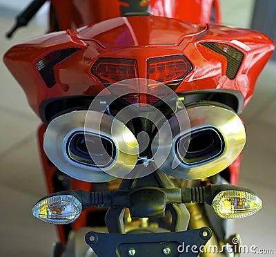 Free Motorcycle Royalty Free Stock Image - 4698276