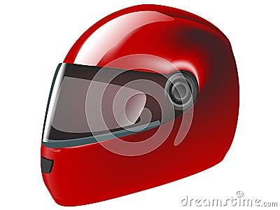 Motorcycle bike helmet