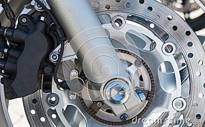 Motorcycle brake