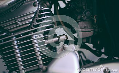 Motorcycle Engine Free Public Domain Cc0 Image
