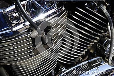 Motorcycle enigne