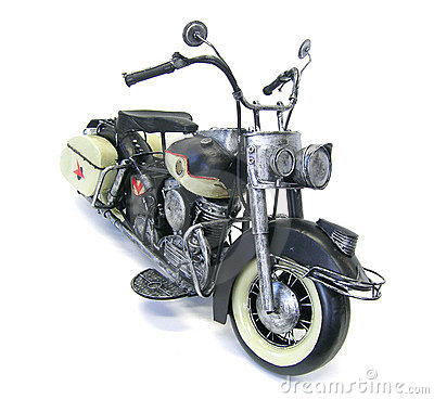 Free Motorcycle Model Royalty Free Stock Photo - 4782485
