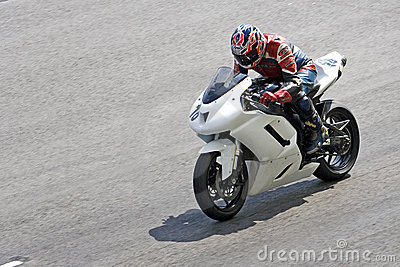 Motorcycle Race Stock Photos - Image: 4893113