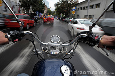 Motorcycle ride 01