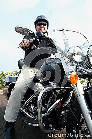 Motorcylce Man
