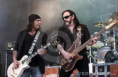 Motorhead Editorial Photo