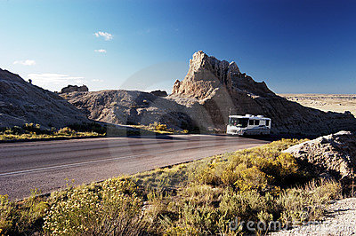 Motorhome travel 1