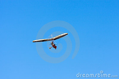 Motorized glider