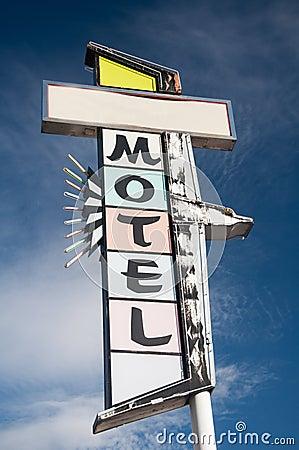 Motorlodge Sign