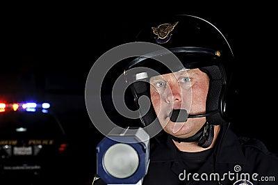 Motorowy oficer