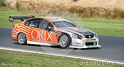 Motorsports - V8 Supertourers Editorial Image
