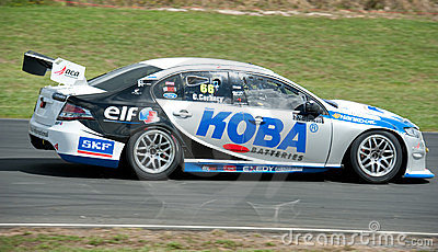 Motorsports - V8 Supertourers Editorial Photo