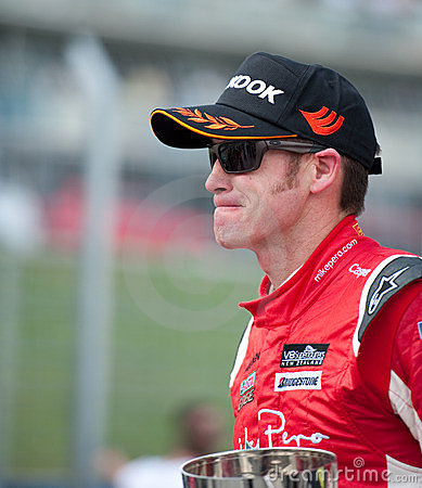 Motorsports - V8 Supertourers Winner Greg Murphy Editorial Image